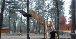 Batı Karadeniz'in İlk Macera Parkı Bartın'da Açılıyor
