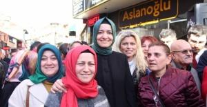 Bartın'da Fatma Betül Sayan Kaya Rüzgarı