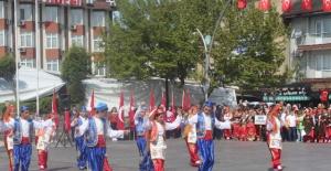Bartın'da 23 Nisan Coşkuyla Kutlanıyor