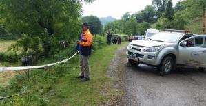 Bartın'da devrilen traktörün sürücüsü öldü