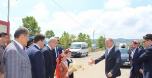 Bilim Sanayi ve Teknoloji Bakanı Bartın'da