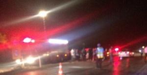 Bartın'da feci kaza: 2 ölü, 2 yaralı