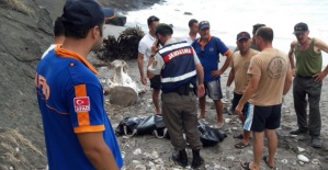 Bartın'da Denize Giren 16 Yaşındaki Genç Boğuldu