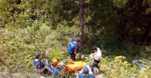 Bartın'a gelirken kaybolan motosikletli gencin cesedi bulundu
