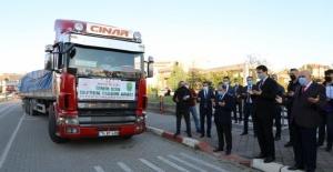 Deprem Yardımları Bartın'dan İzmir'e Yola Çıktı