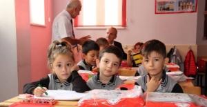 Bartın'da 30 Bin 547 Öğrenci İçin Ders Zili Çaldı