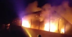 Amasra'daki yangında babaanne ve 2 torunu öldü