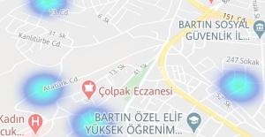 Bartın'da Köy Köy, Sokak Sokak Koronavirüs Tablosu