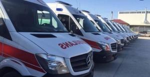 Bartın'a 7 yeni Ambulans