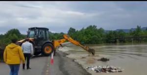 Bartın'da Sel Tehlikesi
