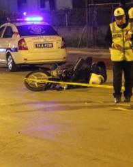 Bartın Trafik Kazası 1 Ölü