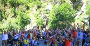 Anadolu Keşif Offroad Fotoğraf Kulübü Bartın'a çıkarma yaptı