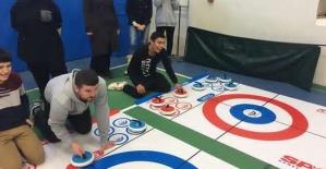 Bartınlı Özel Öğrenciler Curling İle Tanıştı