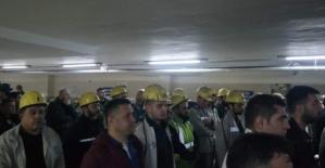 Bartın'da Maden Şehitleri İçin Kur'an-ı Kerim okutuldu