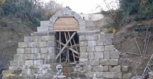 Amasra'da Tarihi Köprü Restore Ediliyor