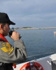 Sahil Güvenlik'ten Baskın