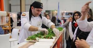 Fuara Amasra Salatası Damga Vuruyor