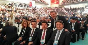 Bartın Teşkilatı Ak Parti Kongresinde