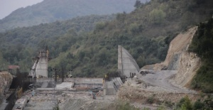 Bartın'da 3 Baraj 1 Gölet İnşaatı Birden Devam Ediyor