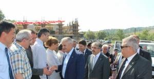 Başbakan Binali Yıldırım Bartın'a Geliyor