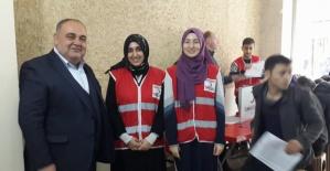 Bartın'dan Afrin'e Kan Bağışı Kampanyası