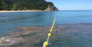 Bartın Mugada, Büyükkızılkum, Hatipler, Güzelcehisar ve Çakraz plajlarında emniyet önlemleri