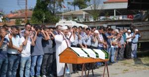 Kazada hayatını kaybeden Bartın Üniversitesi güvenlik görevlisi toprağa verildi