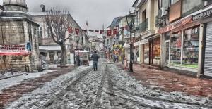 Bartın'dan Kar Manzaraları Şubat 2017