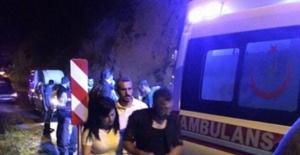 Bartın Kurucaşile'de Kaza: 4 yaralı
