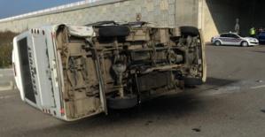 Bartın'da Üniversite Kavşağında Feci Kaza