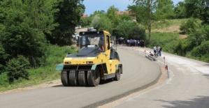 Bartın'da Beton Yol Devri Başladı