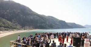 Güzelcehisar Projesi Törenle Açıldı