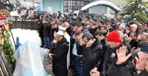 GMİS Genel Sekreteri Hakkı Arslan defnedildi