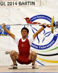 Gençler Halter Şampiyonası