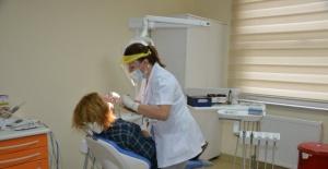 Bartın Ağız Diş Sağlığı Merkezinde Hasta Sayısı İki Katına Çıktı