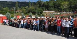 850 Çalışanlı Maden Şirketi, Faaliyetlerini 3 Ay Durdurdu