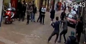Amasra'da bıçaklı, demirli kavga: 1 yaralı