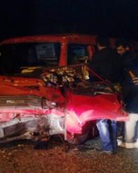 Trafik Kazası: 1 Ölü, 2 Yaralı, Sürücü Kayıp