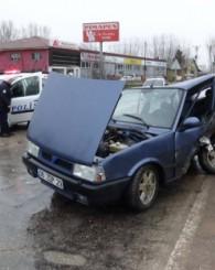 Bartın'da Feci Kaza: 2 Yaralı