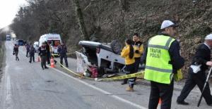 Bartın - Karabük Yolunda Feci Kaza: 1 ölü 2 yaralı