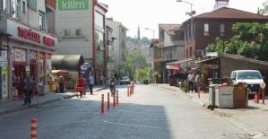 Bartın'da Trafik Keşmekeşine Delinatörlü Çözüm