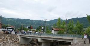 Bartın Ulus Buğurlar Köprüsü Açıldı