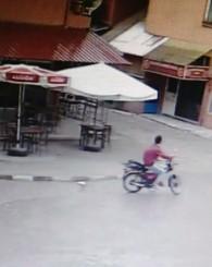 Motosiklet Kazası Kemerada