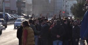 Bartın'da Ümit Özdağ'a Protesto