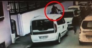 Bartın'da bir kadın okul önünden böyle kaçırıldı