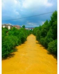 Bartın'da Sel