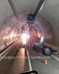 Amasra Tüneli Son Gaz