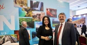 Bartın Travel Expo Ankara Turizm fuarında