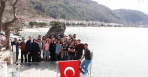 Duster Off Road Türkiye Grubu Bartın'da