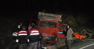Ulus'ta Feci Kaza: 2 Ölü, 4 Yaralı